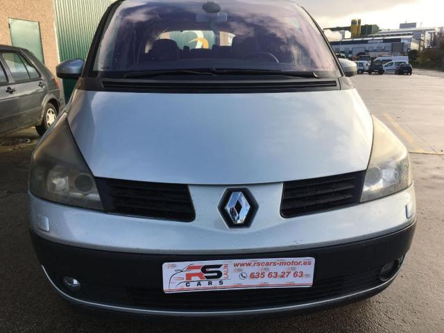 Renault Espace ocasión segunda mano 2003 Diésel por 4.800€ en Pontevedra