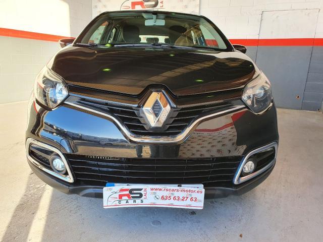 Renault Captur ocasión segunda mano 2013 Diésel por 10.800€ en Pontevedra