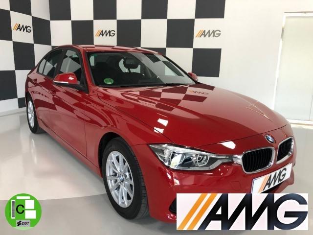 BMW Serie 3 ocasión segunda mano 2017 Diésel por 23.800€ en Murcia