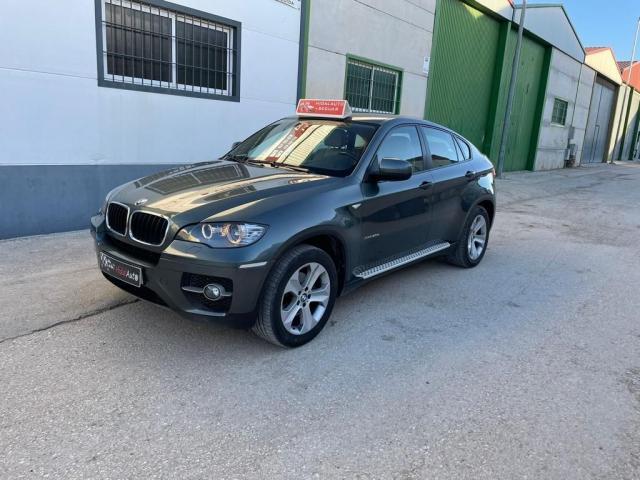 BMW X6 ocasión segunda mano 2011 Diésel por 23.499€ en Jaén