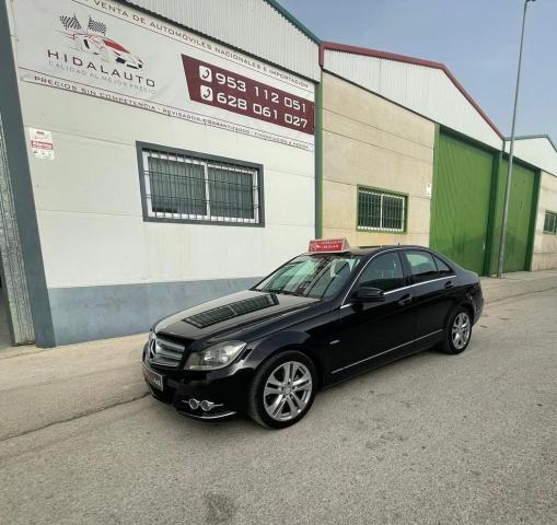 Mercedes Benz Clase C ocasión segunda mano 2011 Diésel por 10.500€ en Jaén