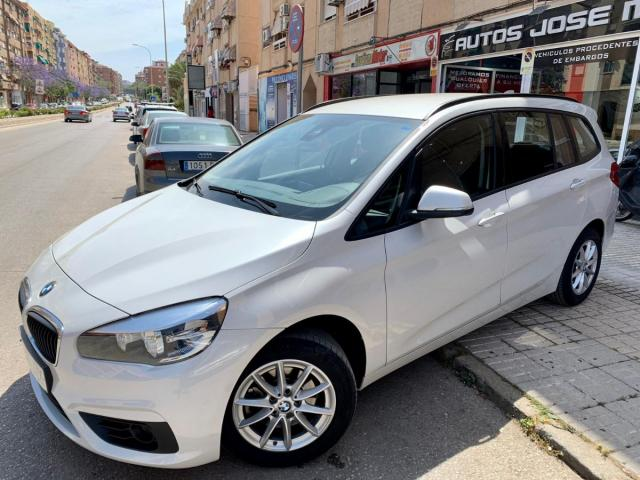 BMW Serie 2 ocasión segunda mano 2017 Diésel por 15.499€ en Jaén