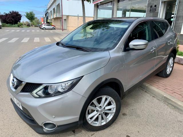 Nissan Qashqai ocasión segunda mano 2015 Diésel por 15.499€ en Jaén