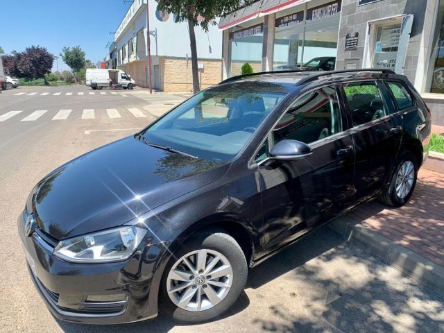 Volkswagen Golf Variant ocasión segunda mano 2016 Diésel por 9.999€ en Jaén