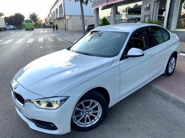 BMW Serie 3 ocasión segunda mano 2018 Diésel por 18.499€ en Jaén