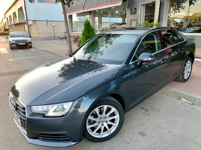 Audi A4 ocasión segunda mano 2016 Diésel por 18.499€ en Cantabria