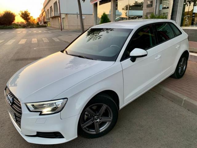 Audi A3 ocasión segunda mano 2017 Diésel por 15.999€ en Jaén