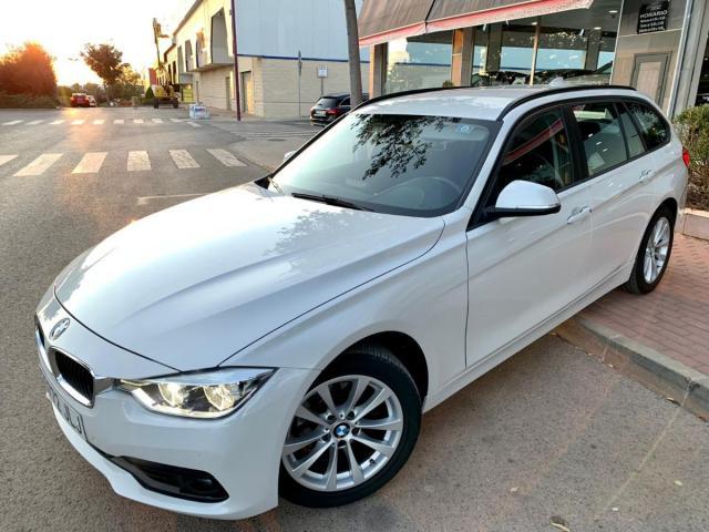 BMW Serie 3 Touring ocasión segunda mano 2016 Diésel por 16.499€ en Jaén