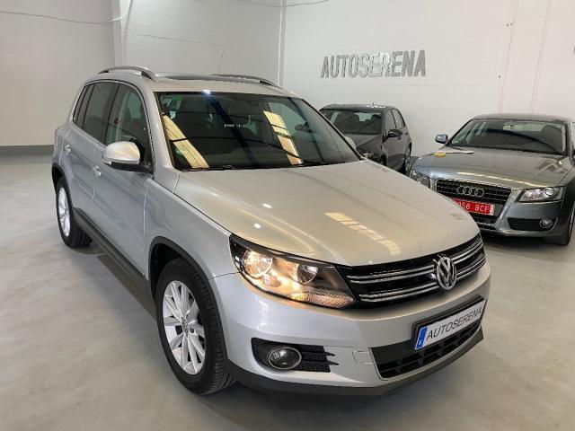 Volkswagen Tiguan ocasión segunda mano 2015 Diésel por 15.500€ en Badajoz