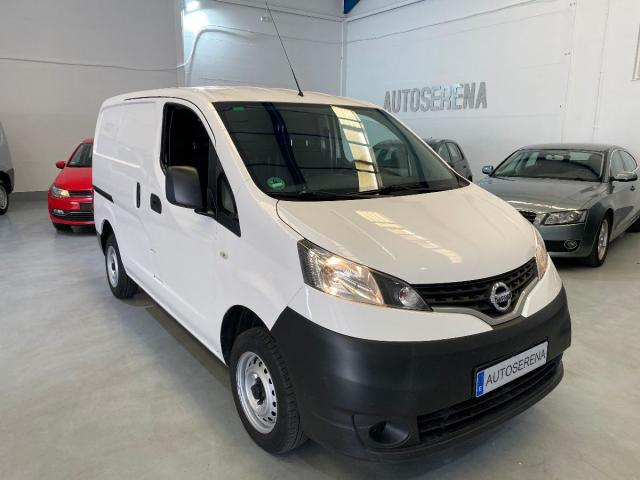 Nissan NV200 ocasión segunda mano 2015 Diésel por 8.800€ en Badajoz