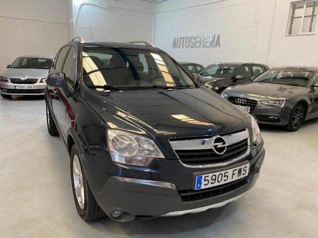 Opel Antara ocasión segunda mano 2008 Diésel por 6.900€ en Badajoz