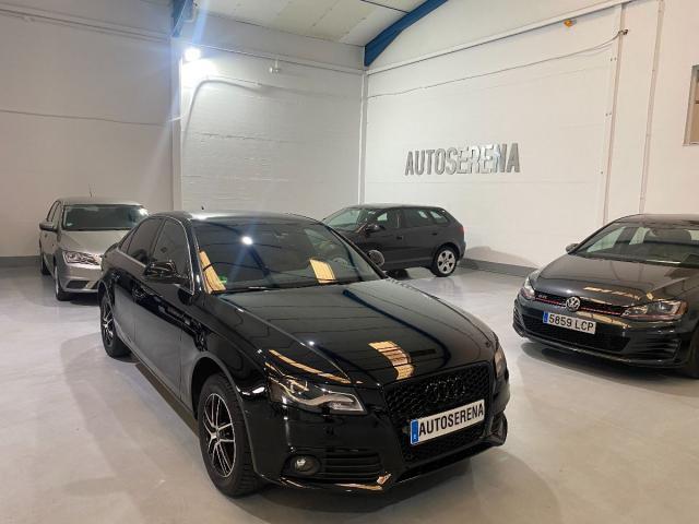Audi A4 ocasión segunda mano 2009 Diésel por 10.900€ en Badajoz