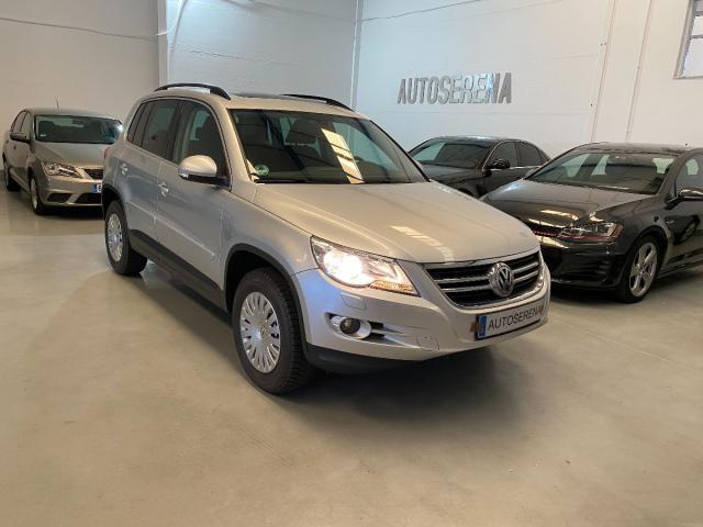 Volkswagen Tiguan ocasión segunda mano 2008 Diésel por 11.800€ en Badajoz