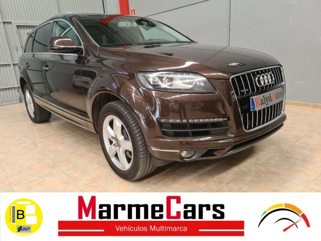 Audi Q7 ocasión segunda mano 2014 Diésel por 24.990€ en Murcia