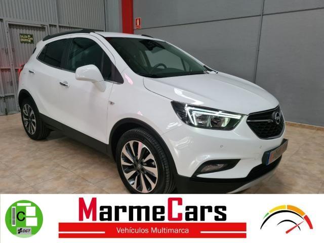 Opel Mokka X ocasión segunda mano 2018 Diésel por 15.990€ en Murcia