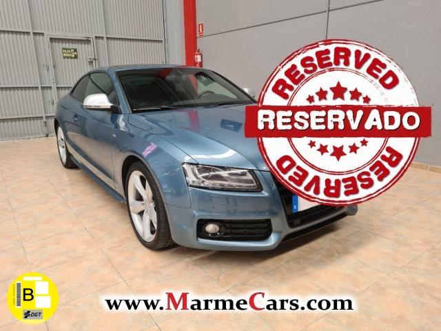 Audi A5 Coupé ocasión segunda mano 2009 Diésel por 11.990€ en Murcia