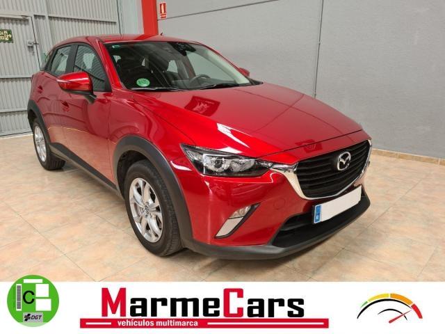 Mazda CX-3 ocasión segunda mano 2016 Diésel por 16.990€ en Murcia