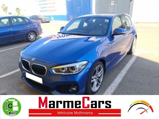 BMW Serie 1 ocasión segunda mano 2017 Diésel por 16.990€ en Murcia
