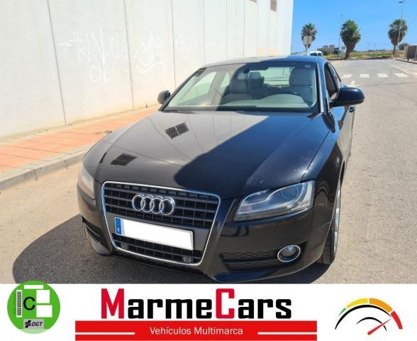 Audi A5 Coupé ocasión segunda mano 2008 Gasolina por 10.990€ en Murcia
