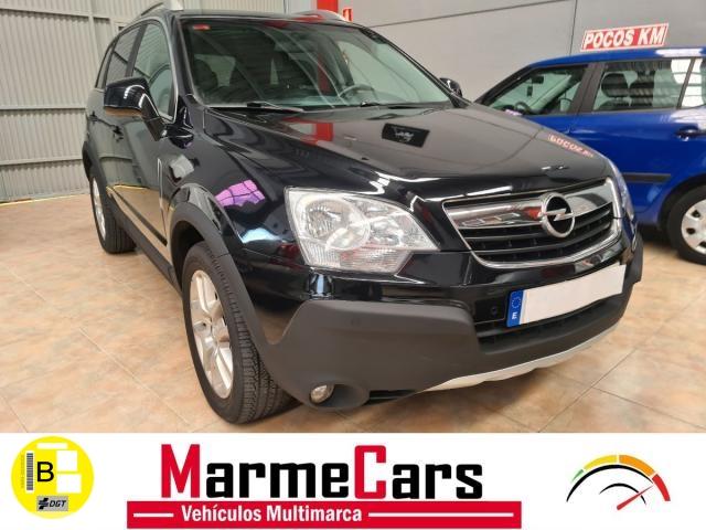 Opel Antara ocasión segunda mano 2010 Diésel por 8.990€ en Murcia