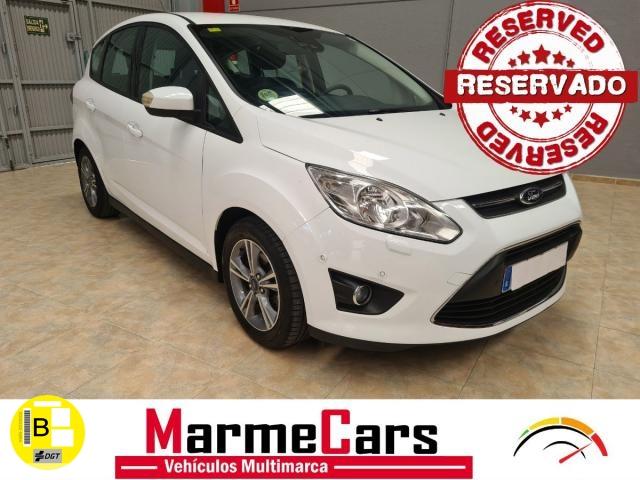 Ford C Max ocasión segunda mano 2014 Diésel por 10.490€ en Murcia