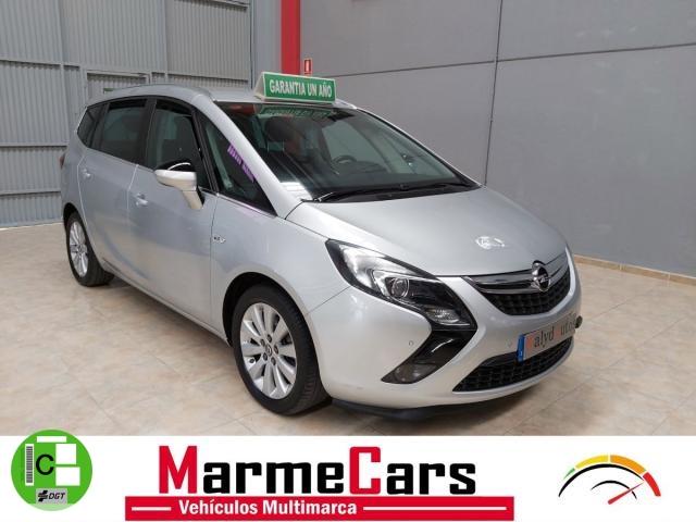 Opel Zafira  Tourer    ocasión segunda mano 2015 Diésel por 11.990€ en Murcia