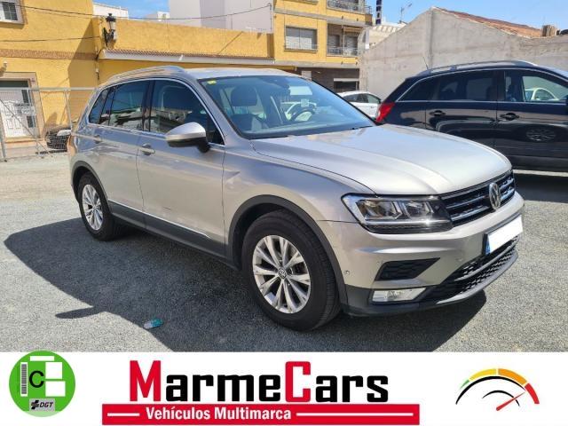 Volkswagen Tiguan ocasión segunda mano 2017 Diésel por 27.990€ en Murcia
