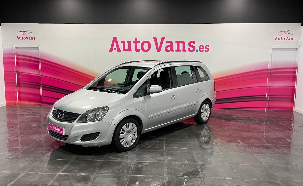 Opel Zafira ocasión segunda mano 2012 Diésel por 6.995€ en Córdoba