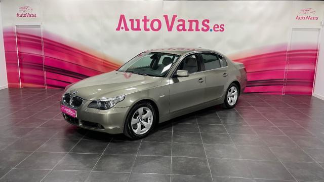 BMW Serie 5 ocasión segunda mano 2006 Diésel por 8.995€ en Córdoba