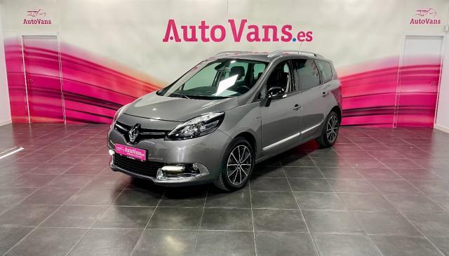 Renault Grand Scénic ocasión segunda mano 2013 Diésel por 9.995€ en Córdoba