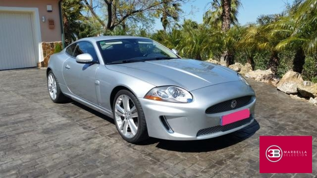 Jaguar XK ocasión segunda mano 2009 Gasolina por 31.850€ en Málaga