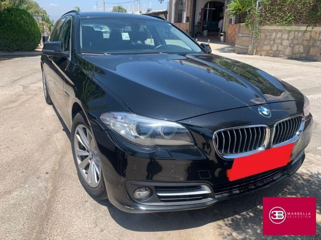 BMW Serie 5 Touring ocasión segunda mano 2015 Diésel por 17.650€ en Málaga
