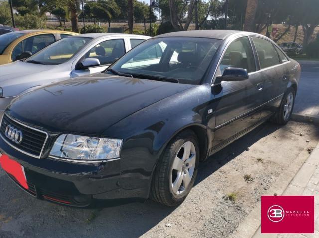 Audi A6 ocasión segunda mano 2004 Gasolina por 4.350€ en Málaga