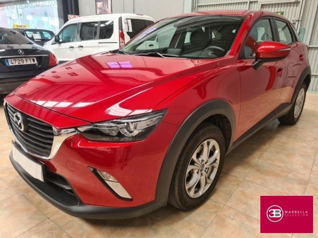 Mazda CX-3 ocasión segunda mano 2016 Diésel por 15.850€ en Málaga