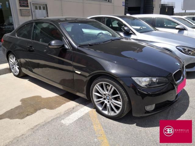 BMW Serie 3 Coupé ocasión segunda mano 2008 Diésel por 7.995€ en Málaga