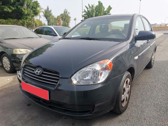 Hyundai Accent ocasión segunda mano 2006 Diésel por 1.999€ en Málaga