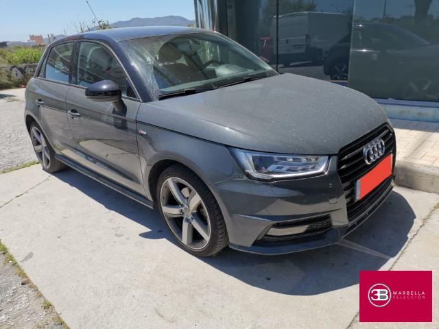 Audi A1  Sportback ocasión segunda mano 2017 Diésel por 15.985€ en Málaga