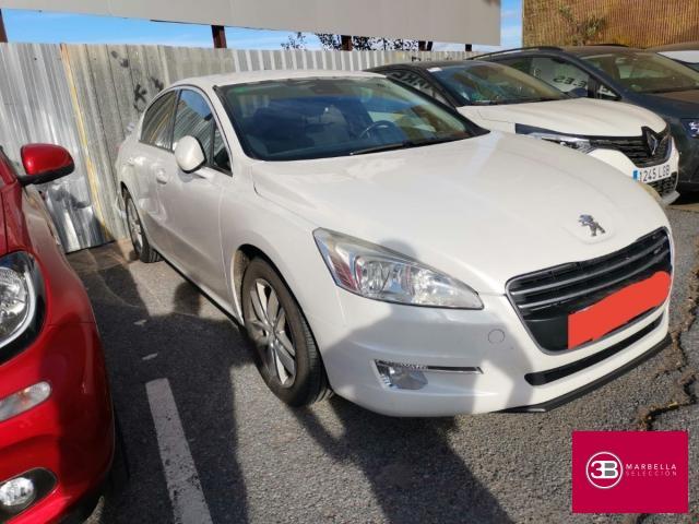 Peugeot 508 ocasión segunda mano 2012 Diésel por 8.950€ en Málaga