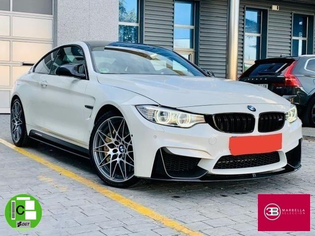 BMW M4 ocasión segunda mano 2017 Gasolina por 79.500€ en Málaga