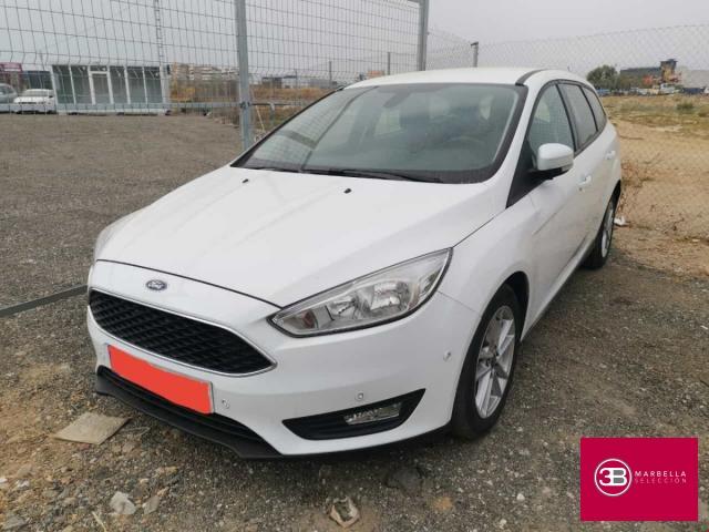 Ford Focus Station Wagon ocasión segunda mano 2017 Diésel por 10.890€ en Málaga