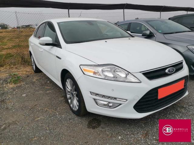 Ford Mondeo ocasión segunda mano 2014 Diésel por 10.895€ en Málaga
