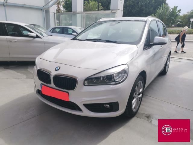 BMW Serie 2 ocasión segunda mano 2015 Diésel por 17.850€ en Málaga