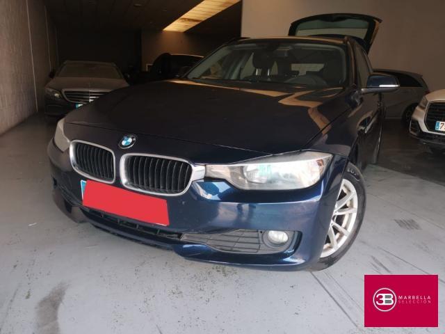 BMW Serie 3 Touring ocasión segunda mano 2013 Diésel por 9.895€ en Málaga