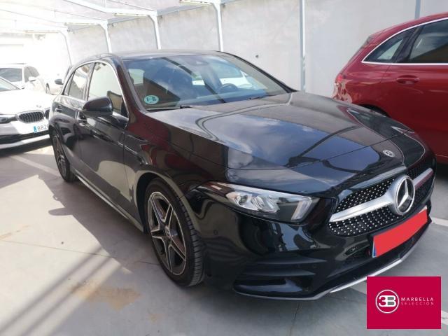 Mercedes Benz Clase A ocasión segunda mano 2020 Diésel por 30.895€ en Málaga