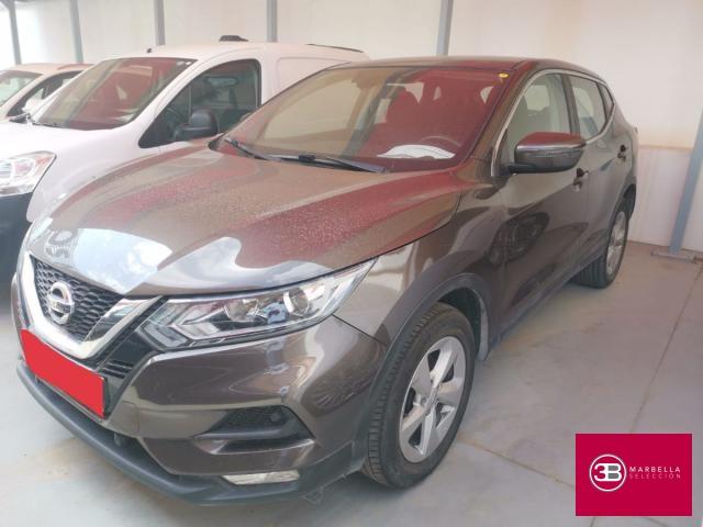 Nissan Qashqai ocasión segunda mano 2018 Diésel por 19.895€ en Málaga