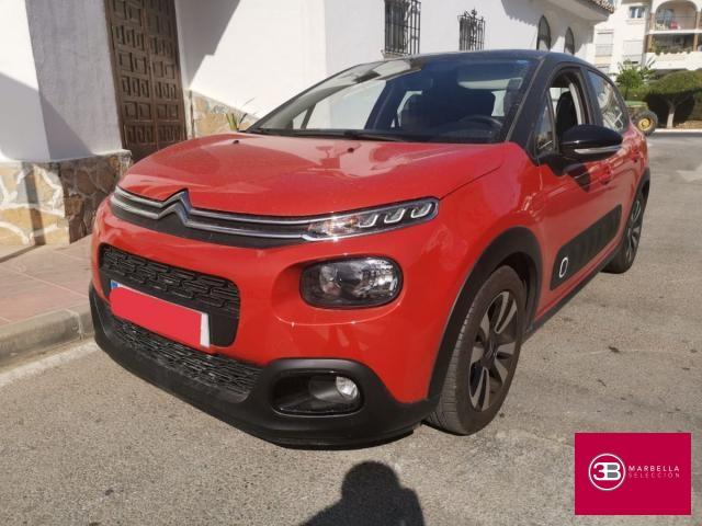 Citroën C3 ocasión segunda mano 2018 Gasolina por 11.995€ en Málaga