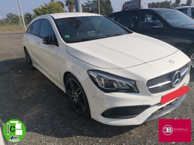 Mercedes Benz Clase CLA ocasión segunda mano 2016 Gasolina por 21.890€ en Málaga