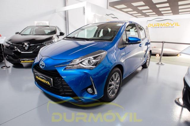 Toyota Yaris ocasión segunda mano 2018 Híbrido por 15.000€ en Sevilla