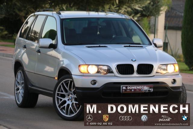 BMW X5 ocasión segunda mano 2003 Gasolina por 8.790€ en Málaga