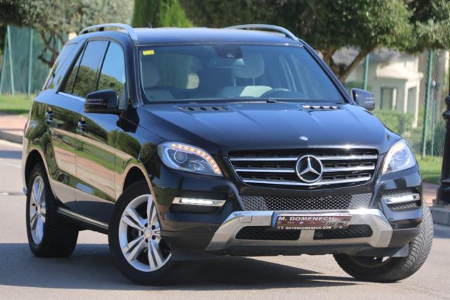 Mercedes Benz Clase ML ocasión segunda mano 2014 Diésel por 28.790€ en Málaga